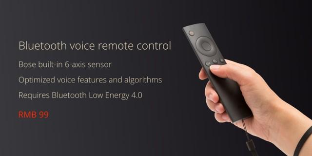 Xiaomi Mi TV 3 60 inch - 4K 12