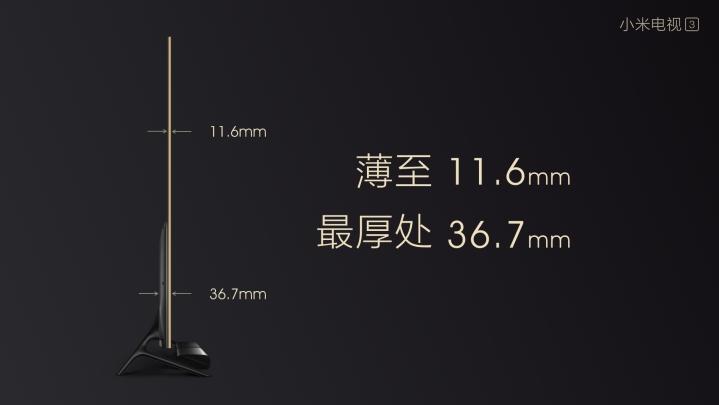 Xiaomi Mi TV 3 60 inch - 4K-2
