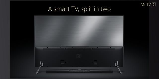 Xiaomi Mi TV 3 60 inch - 4K 7