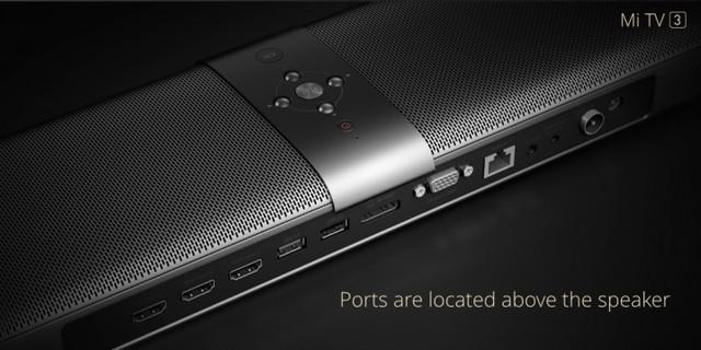 Xiaomi Mi TV 3 60 inch - 4K 9