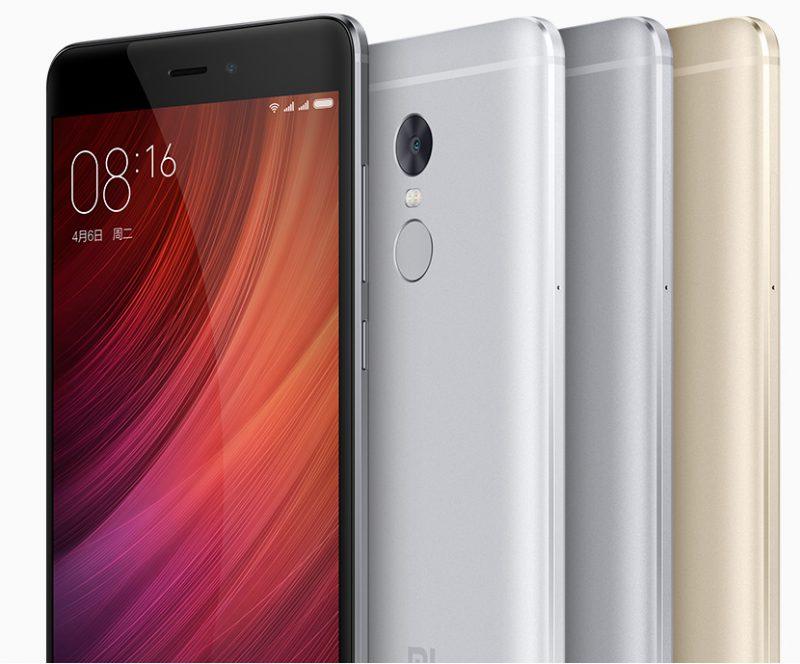 Xiaomi Redmi Note 4X Ram 3G Rom 16G chính hãng