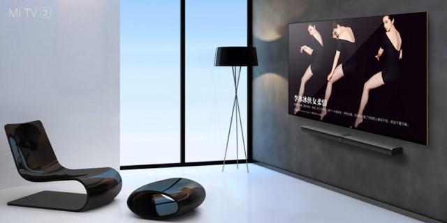 Xiaomi Mi TV 3: 60 inch 4K