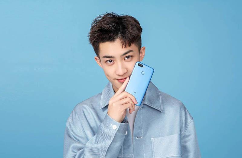 Bộ đôi camera kép của Xiaomi Redmi 6