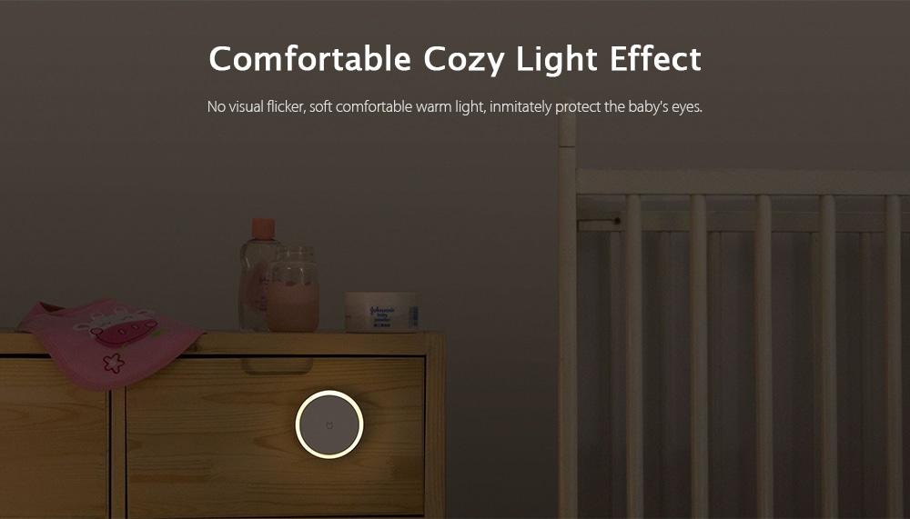 Mijia MJYD01YL quang và cảm biến hồng ngoại ánh sáng ban đêm- trắng
