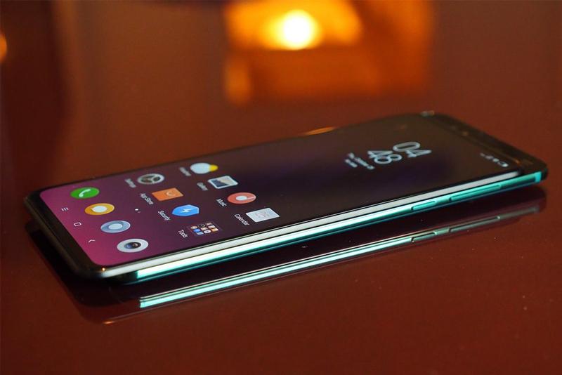Hiệu năng mạnh mẽ trên Xiaomi MI MIX 3 chính hãng
