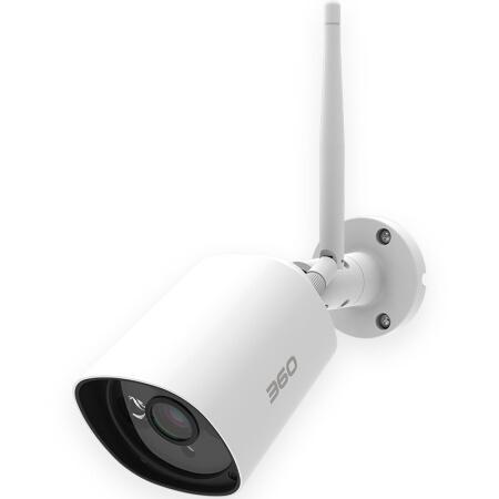 Qihoo 360 IP Smart Camera D621 (Camera Ngoài Trời)