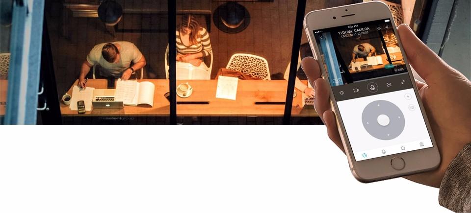 Camera gia đình Xiaomi YI Dome 1080P (4)