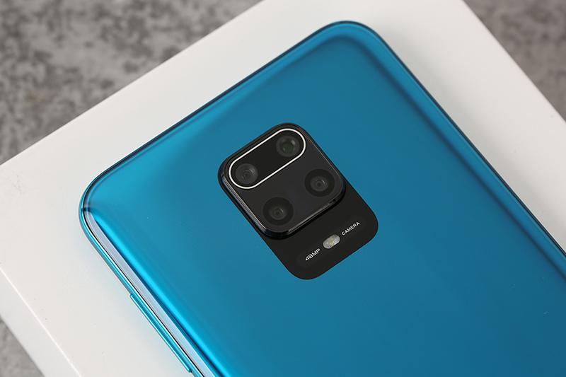 Redmi Note 9s | Cụm camera sau