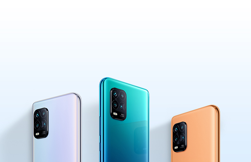 Xiaomi 10 Youth Edition | Camera zoom chất lượng cao