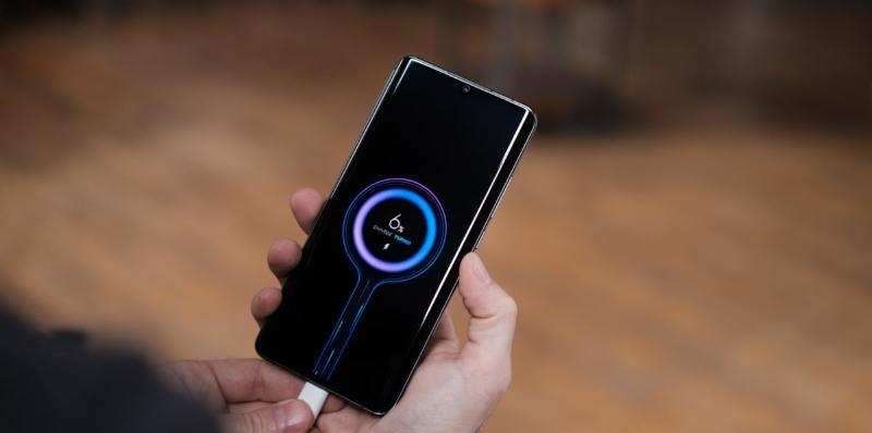 Xiaomi Mi Note 10 | Công nghệ sạc siêu nhanh
