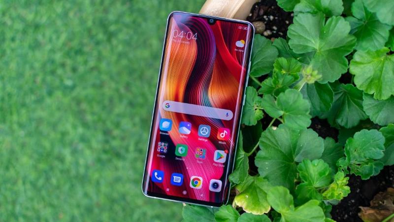 Xiaomi Mi Note 10 | Màn hình sắc nét
