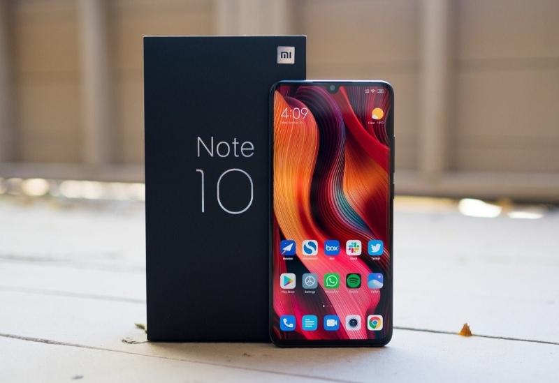 Xiaomi Mi Note 10 | Hiệu năng mạng mẽ với Snapdragon 730G