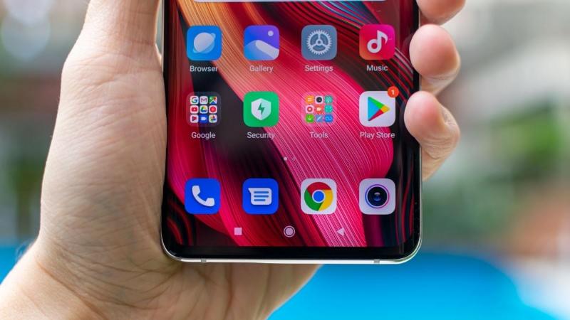 Xiaomi Mi Note 10 | Hiệu năng mạnh mẽ