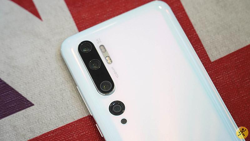 xiaomi-mi-note-10 | 5 camera thẳng hàng