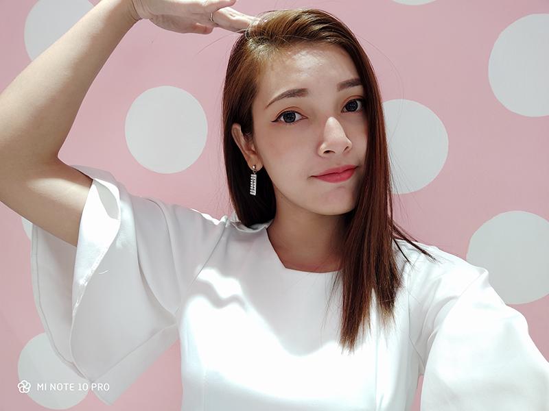 Xiaomi Mi Note 10 Pro | Ảnh chụp selfie