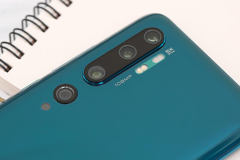Xiaomi Mi Note 10 Pro | Hệ thống 5 camera