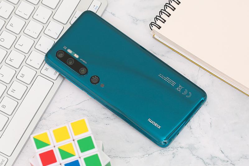 Xiaomi Mi Note 10 Pro | Thiết kế cao cấp